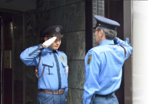 神奈川県 施設警備 アルク